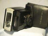 '      OLYMPUS ' Olympus  T20 Camera Flash Cased £6.99